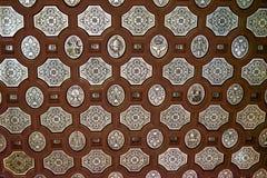 Украшение крыши в парламенте Оттавы стоковое фото rf