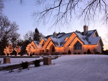 украшение Минесота рождества Стоковые Изображения RF