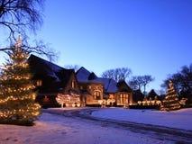 украшение Минесота рождества Стоковые Фотографии RF