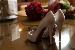 Украшение на день свадьбы Стоковое Изображение