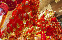 украшение на китайское Новый Год Стоковые Изображения RF