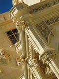 Украшение на экстерьере замка Lednice стоковые фотографии rf