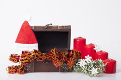 Украшение Новых Годов и рождества Стоковые Фото