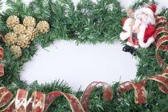 Украшение Новых Годов и рождества Стоковое Изображение RF