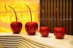 Украшение лобби в роскошной гостинице Стоковое Изображение RF