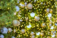 Украшение объекта для рождества фестиваля Стоковые Изображения RF