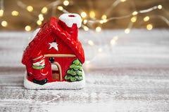 Украшение дома рождества Стоковая Фотография RF