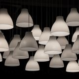 Украшение освещения лампы Стоковое Изображение RF