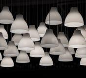 Украшение освещения лампы стоковое изображение