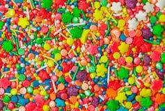 Украшение печенья сладостного сахара распространяя Стоковая Фотография