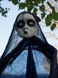 Украшение призрака Haloween стоковые фотографии rf