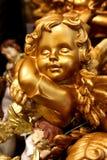 украшение рождества ангела Стоковое Фото