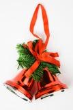 украшение рождества колоколов стоковые фото