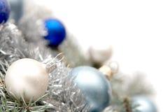украшение рождества снежное Стоковое Фото