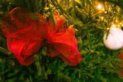 Украшение рождества, уникальное размещение со светами на улице стоковое фото rf