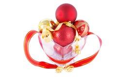 украшение рождества шариков Стоковое Фото