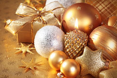 Украшение рождества стоковые фотографии rf