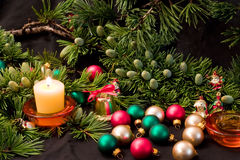украшение рождества Стоковое фото RF