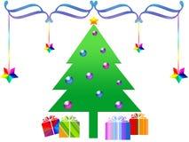 украшение рождества бесплатная иллюстрация