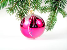 украшение рождества Стоковые Изображения RF
