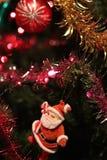 Украшение рождественской елки Стоковое фото RF