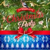 Украшение рождества Нового Года 10 eps Стоковые Фотографии RF