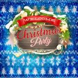 Украшение рождества Нового Года 10 eps Стоковые Изображения RF