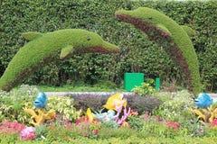 Украшение сада Стоковая Фотография