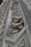 Украшение собора Флоренса Стоковые Изображения RF