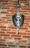 украшение средневековое стоковое изображение rf