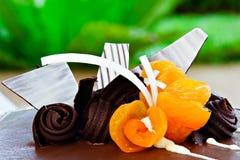 украшение торта Стоковое Фото