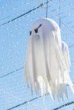 Украшение хеллоуина в парке потехи Стоковые Изображения