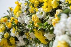 украшение цветет венчание Стоковое Фото