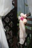 Украшение цветка венчания Стоковое фото RF