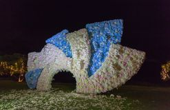 украшение цветка роз для wedding события Стоковая Фотография RF