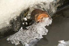 Украшение льда стоковая фотография