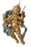 Украшение Christimas ангела Стоковые Изображения