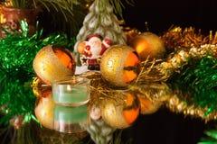 украшение cristmas Стоковая Фотография