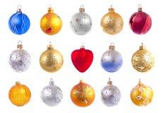 украшение cristmass шарика Стоковые Изображения RF