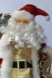 украшение santa claus стоковое изображение