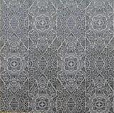 Украшение /wall предпосылки картины boho плиток мозаики стоковое фото rf