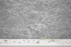 Украшения и confetti партии Стоковое Изображение RF