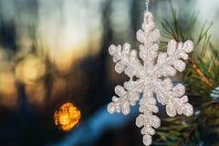 Украшения на рождество и Новый Год Стоковое Фото