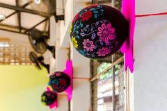 Украшения партии воздушного шара Стоковая Фотография
