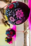 Украшения партии воздушного шара Стоковое фото RF