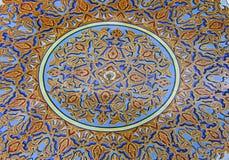 украшения потолка Стоковое фото RF
