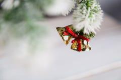 Украшения рождества, дом отдыха связали концепция Стоковые Фото
