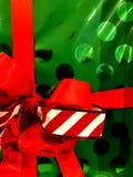 Украшения рождества тематические, богатый цвет Стоковые Изображения RF