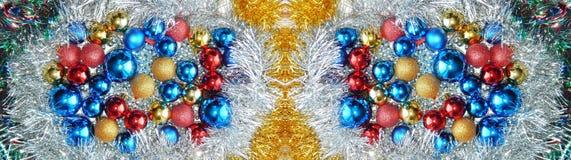 Украшения рождества, фантазия, натюрморт, текстура, предпосылка, состав стоковое изображение rf