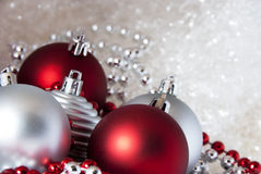 украшения рождества Стоковая Фотография